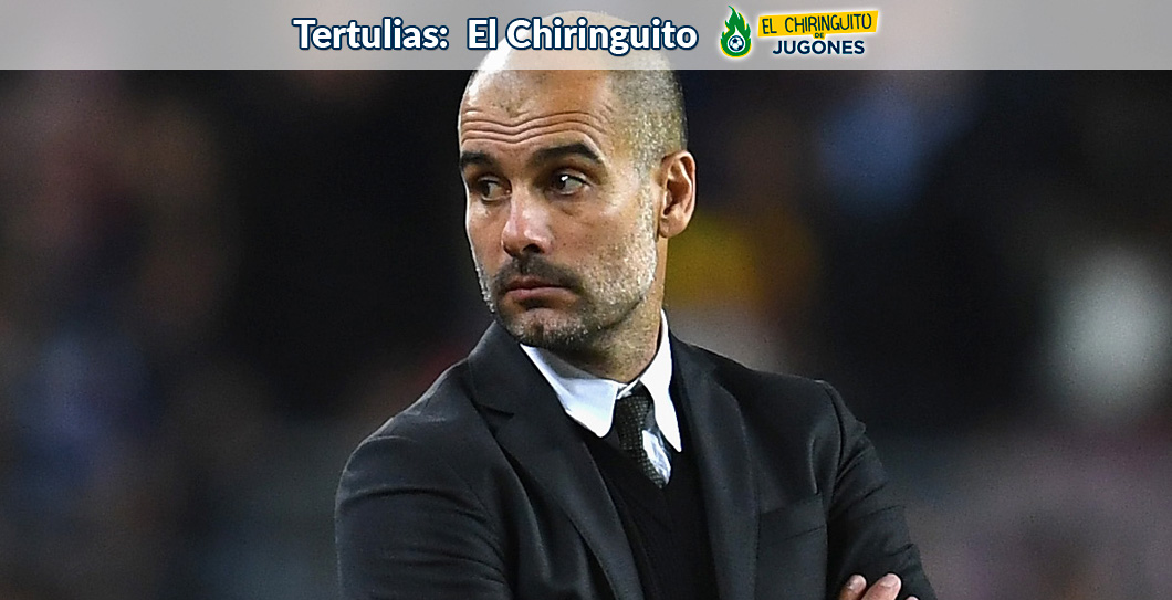 Pep Guardiola, El Chiringuito