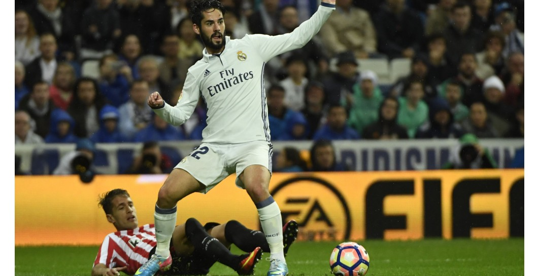 Isco, Real Madrid, Athletic
