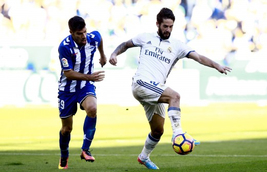 Isco, Alavés, Real Madrid