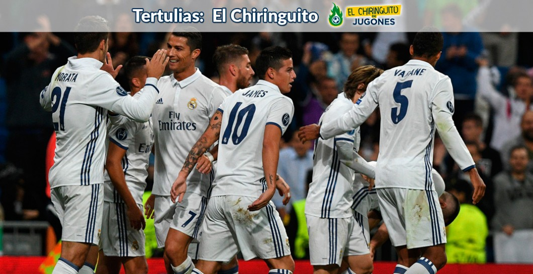Real Madrid, gol, El Chiringuito