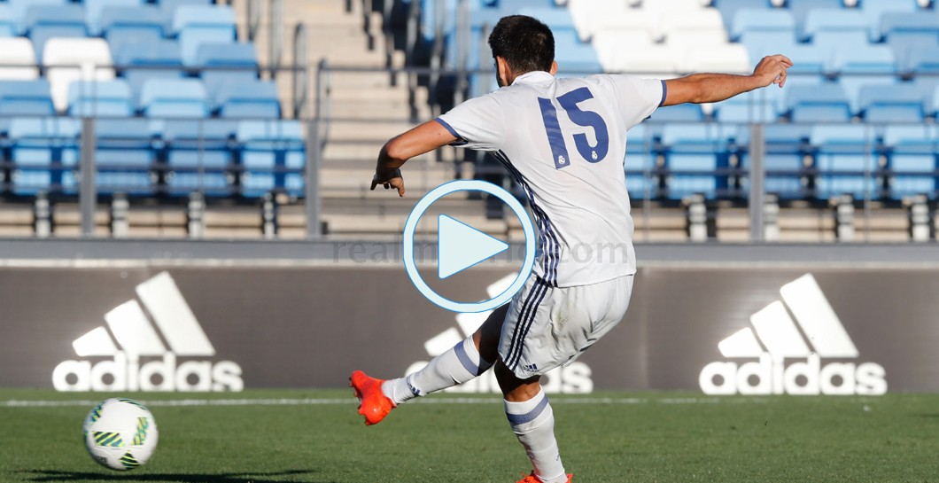 Enzo Zidane, video