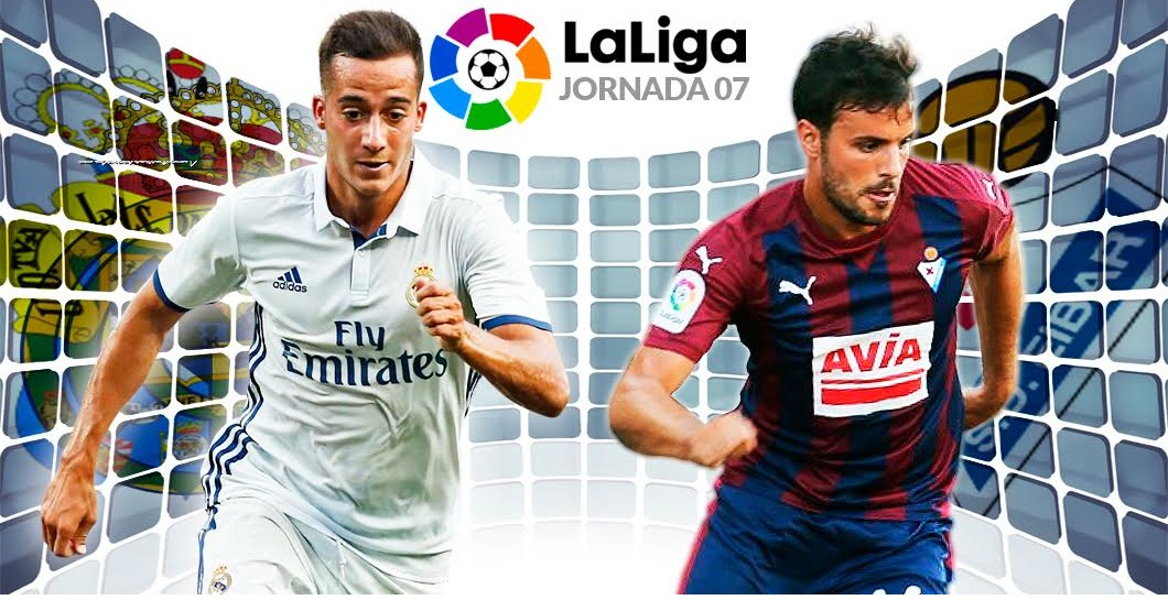 Real Madrid, Eibar, directo
