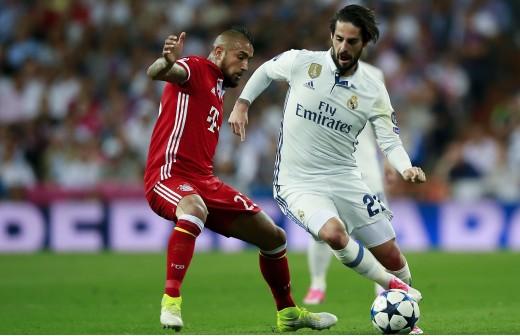 El jugador del Bayern que quiere ganar al Madrid por Vidal