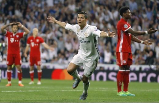 Cristiano se 'relame' ¡El Bayern se le da de perlas!