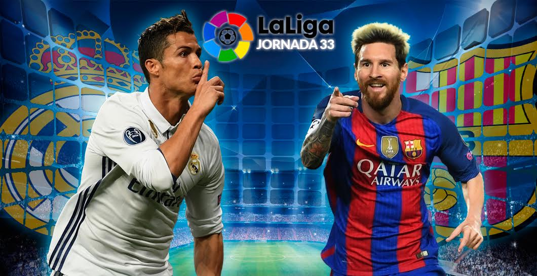Directo Real Madrid-Barcelona