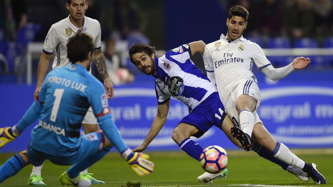 Deportivo, Real Madrid