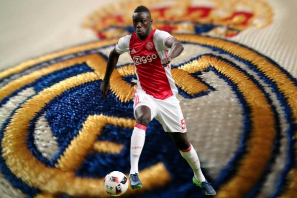 Davinson Sánchez, Real Madrid