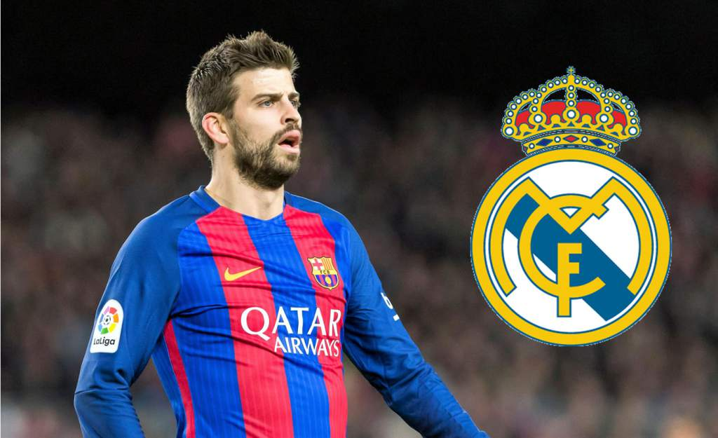 Piqué, Real Madrid