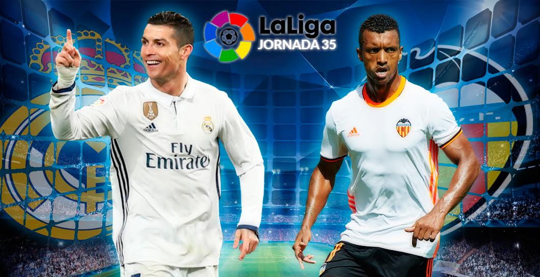 Directo Real Madrid-Valencia