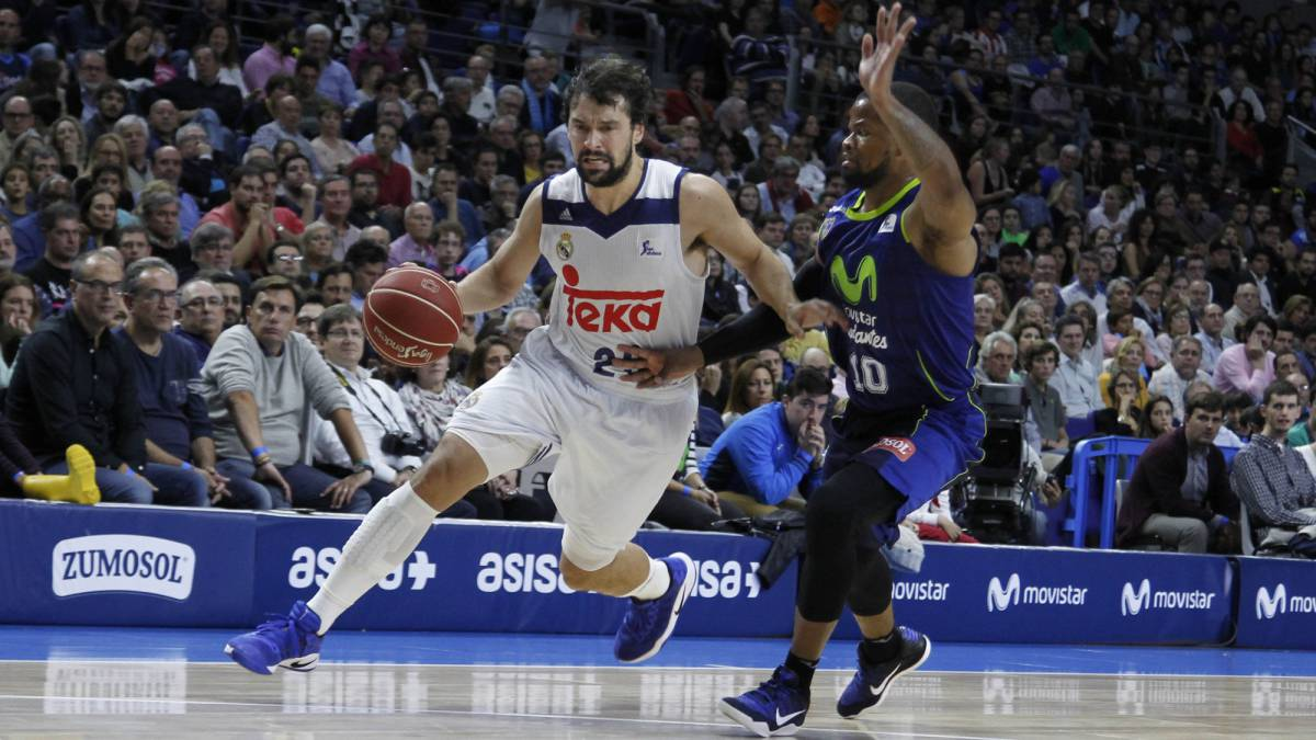 Llull, Real Madrid, Estudiantes