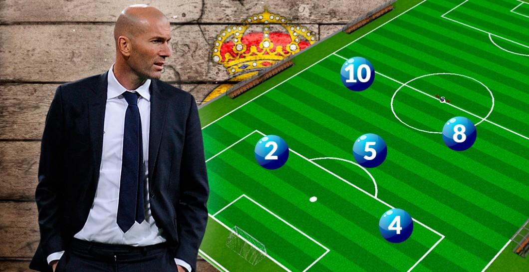 Zidane notas pretemporada