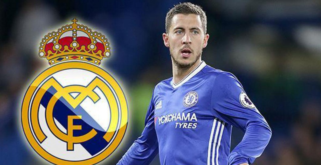 Hazard, Real Madrid