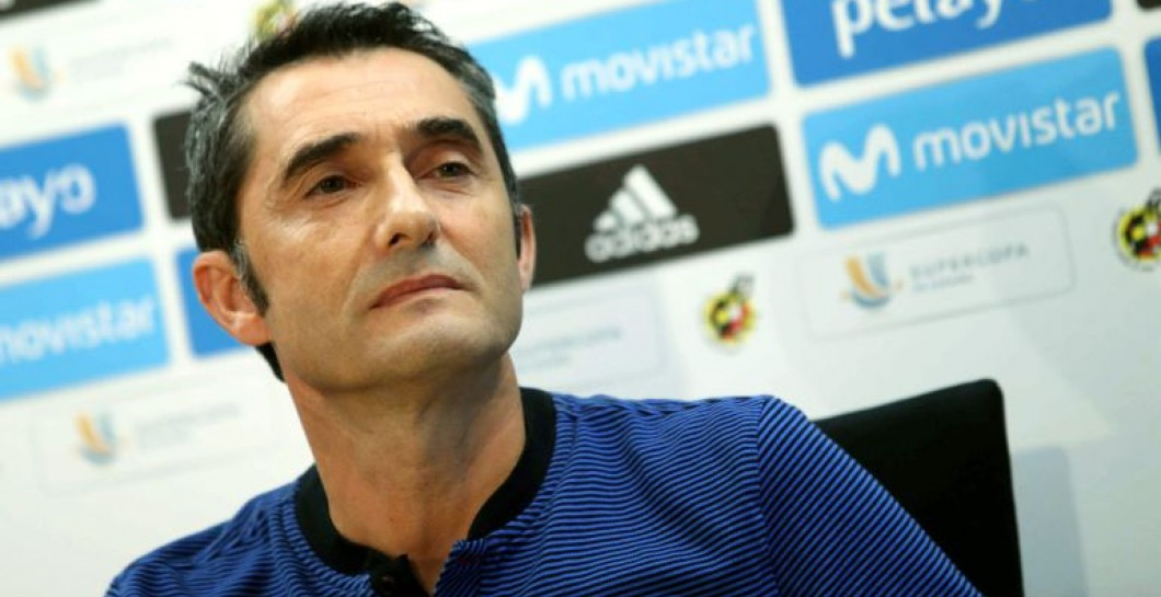 Valverde: Biz singanimiz yo'q