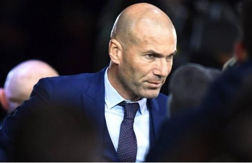 Zidane amenaza con destrozar todos los récords