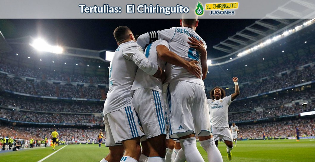 Gol, Real Madrid, El Chiringuito