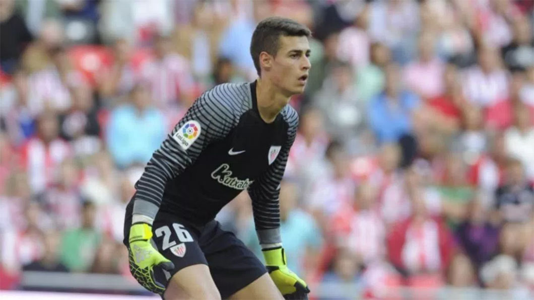 Kepa Arrizabalaga, Athletic