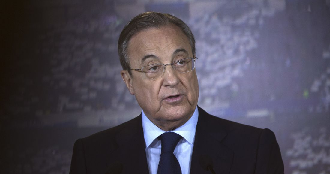 Florentino, Real Madrid