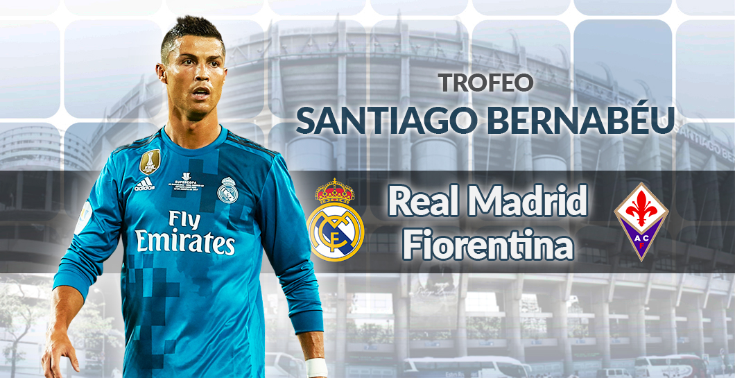 Directo Real Madrid-Fiorentina