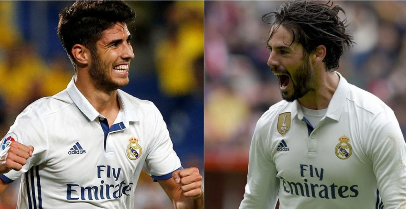 Asensio, Isco, Real Madrid