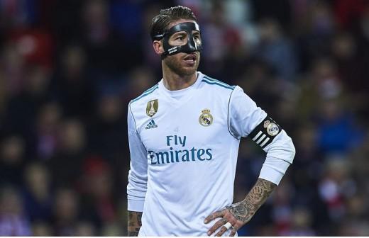 Los grandes partidos de Sergio Ramos infiltrado