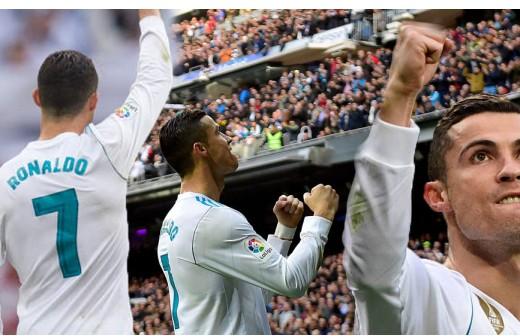 Cristiano recupera su inigualable ?olfato? goleador justo a tiempo