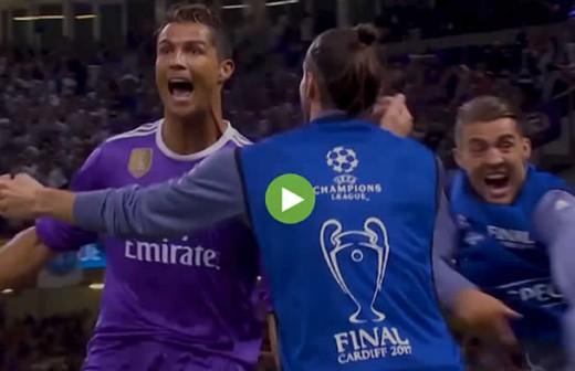 Todos los goles de Cristiano en Champions durante 2017