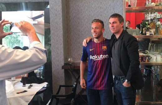 La ineptitud culé le pone en bandeja al Madrid el fichaje de Arthur