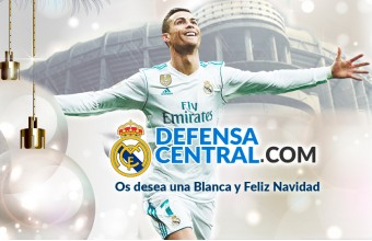 Felicitación Navideña de 'Defensa Central'