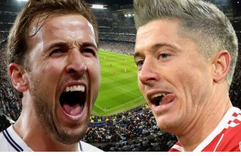 Harry Kane vs Robert Lewandowski