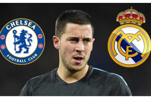 La condición que pone el Real Madrid para fichar a Hazard