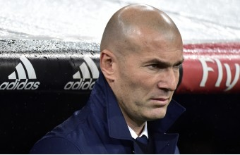 Zidane, Real Madrid, Real Sociedad, Liga