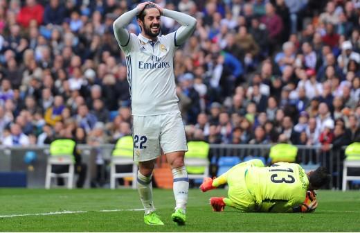 La respuesta del Madrid a Isco
