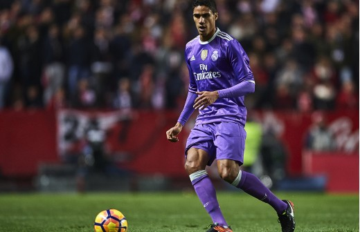 Varane, Valencia, Real Madrid