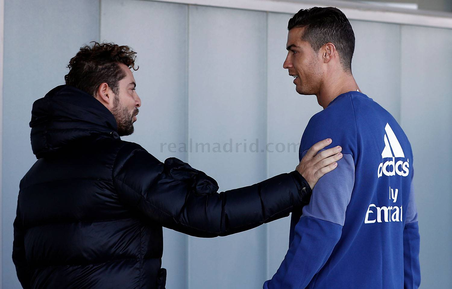 Cristiano y Bisbal