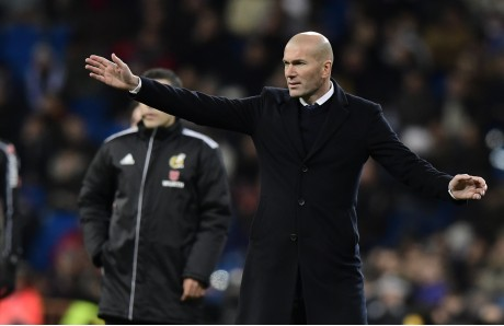 Zinedine Zidane, Real Madrid, Celta, Copa