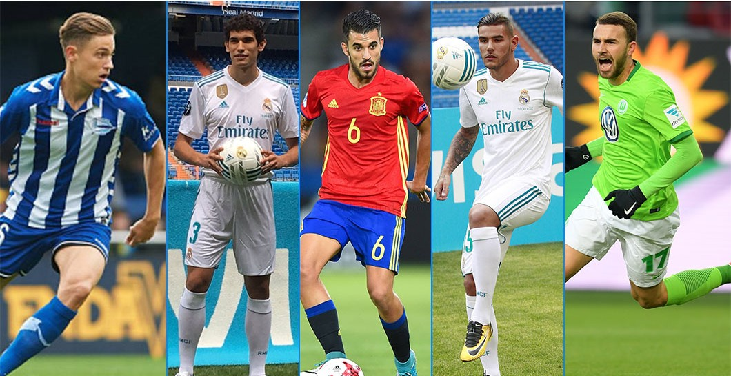Fichajes, Real Madrid