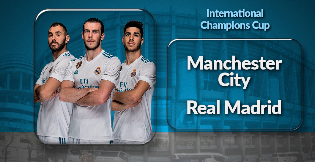 Manchester City, Real Madrid