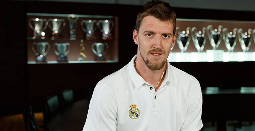 Ognjen Kuzmic, baloncesto, Real Madrid