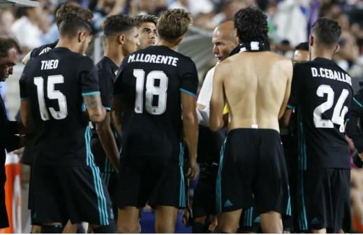 Lo que menos le está gustando a Zidane de los partidos