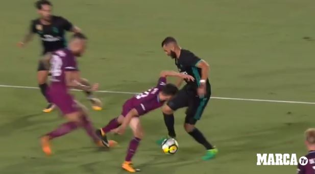 Benzema vs City