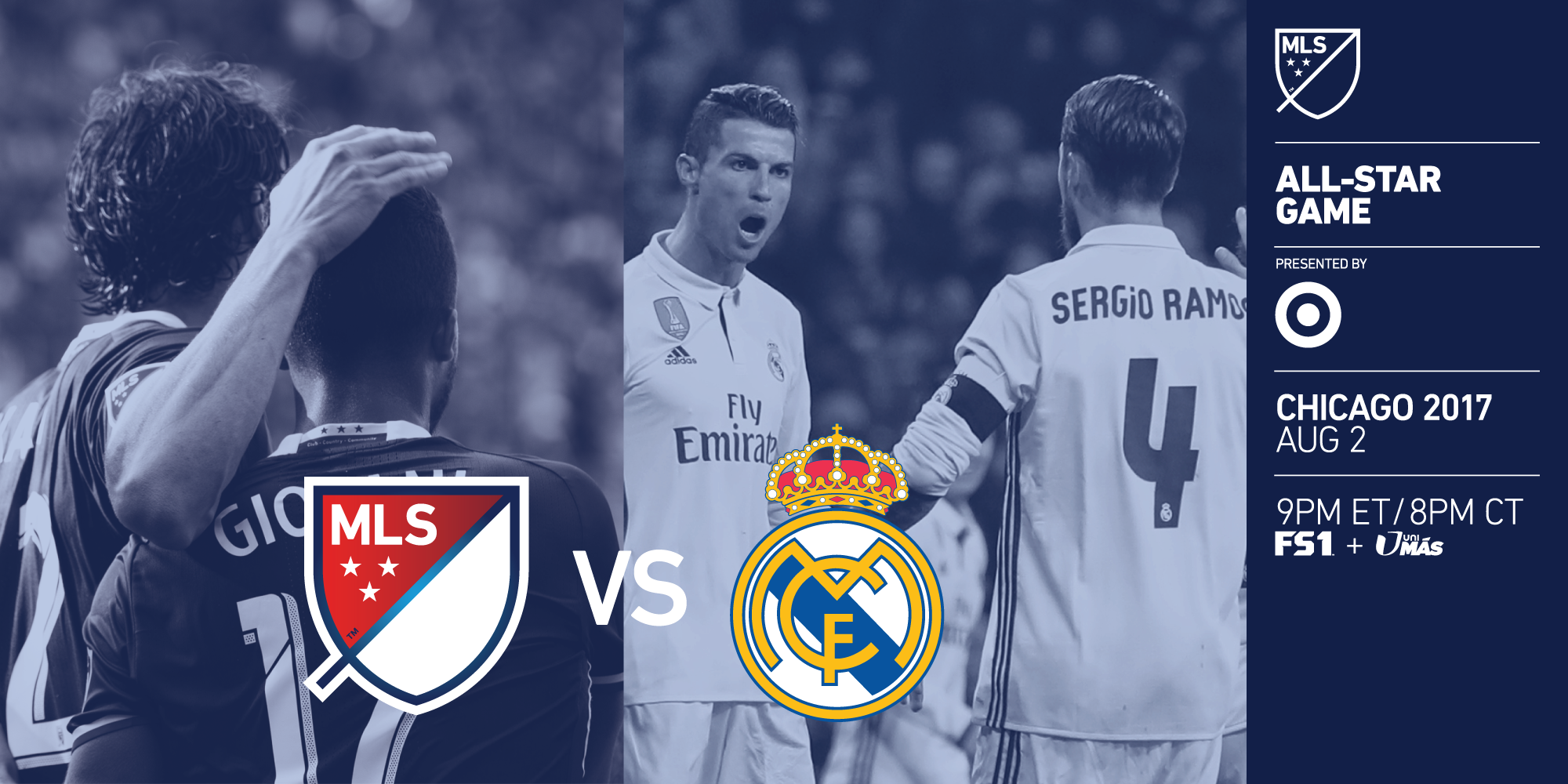 Real Madrid VS MLS