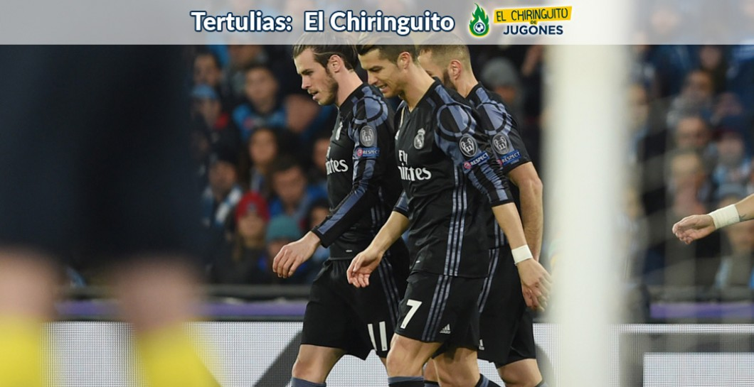 BBC, Real Madrid, El Chiringuito