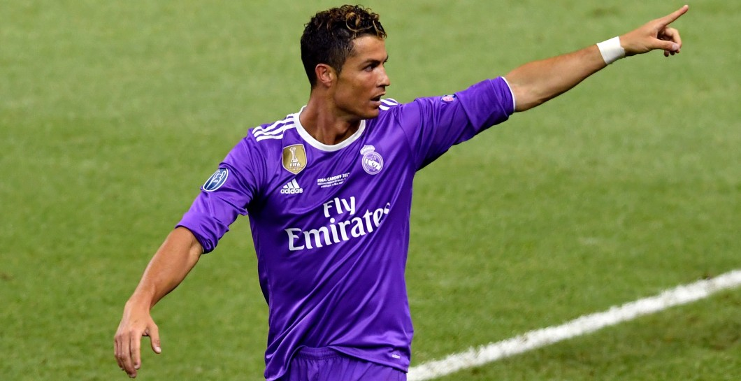 Cristiano, Real Madrid