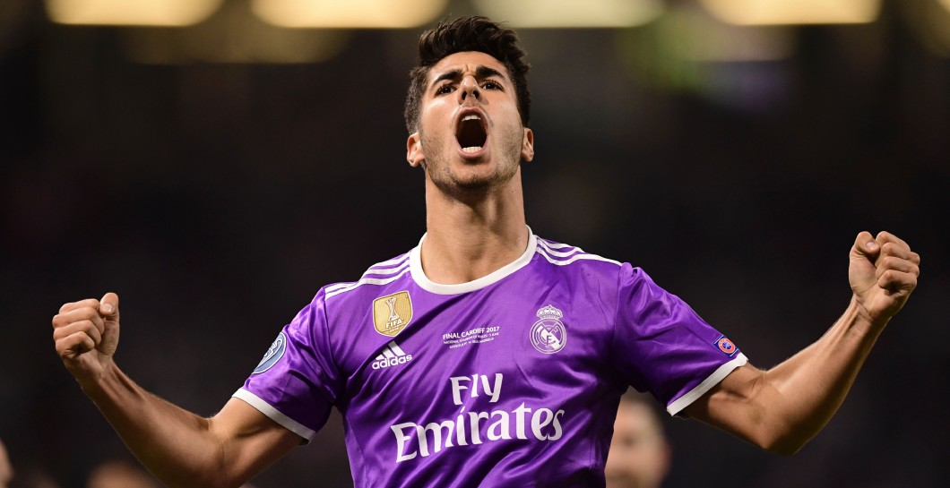Marco Asensio gol Champions