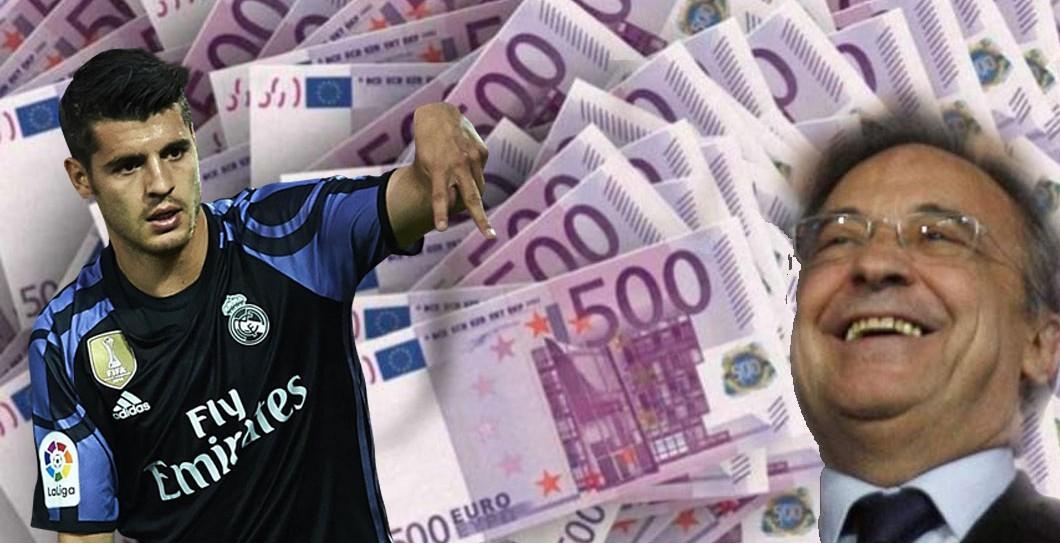 """""""Chelsi"""" Morata uchun 80 mln yevro to'lashga tayyor"""