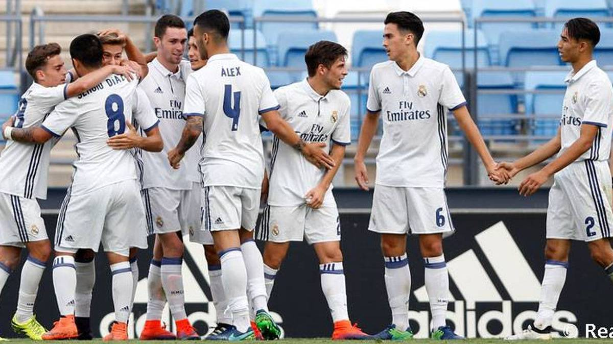 Real Madrid, Juveniles, Pretemporada