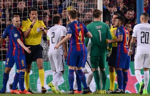 ¿Verdad o Mentira? La UEFA designa a Aytekin para el PSG-R.Madrid