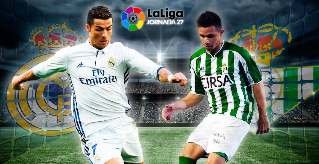 Directo Real Madrid-Betis