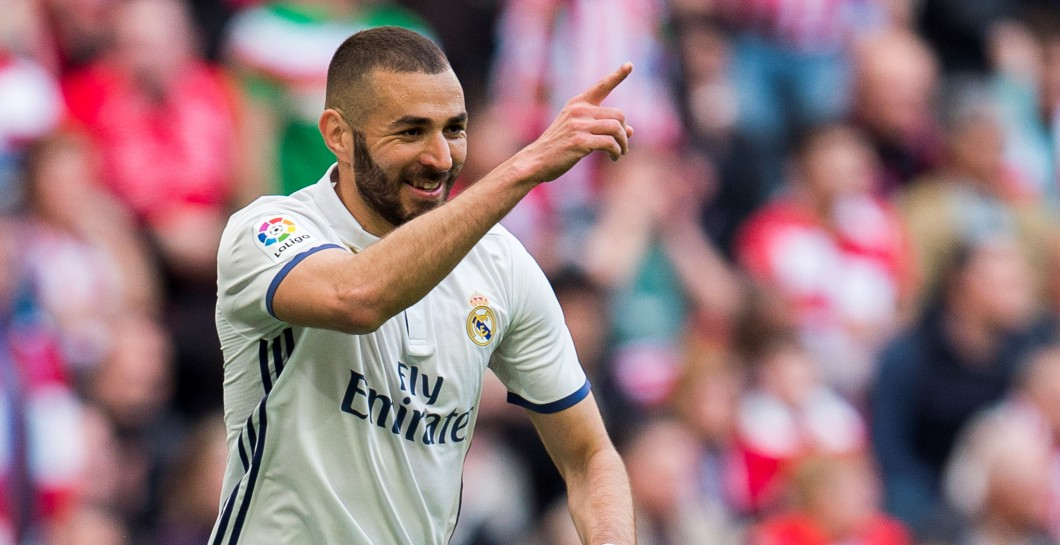 Benzema contra el Athletic