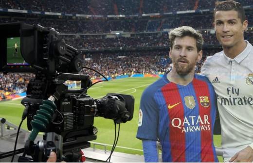 ¿Se podrán ver los partidos del Madrid por Facebook?